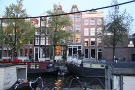 посещая Амстердам